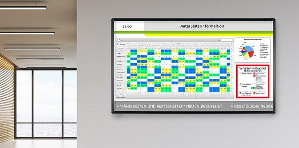 Mitarbeiterinformationssystem